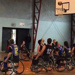 Puerto Montt y Valdivia clasificaron a la final nacional del básquetbol en Silla de Ruedas
