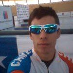 Elías Tello ocupó el puesto 34 en sexta etapa del Tour de San Luis
