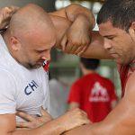 Selección Chilena de Lucha Olímpica se prepara buscando la clasificación a Río 2016