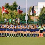 """Las """"Diablas"""" Junior cayeron ante Canadá en nuevo partido amistoso internacional"""