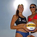 Francisca Rivas y Pilar Mardones quieren conquistar el Circuito Mundial de Volleyball Playa