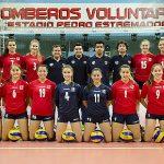 Chile sufre su segunda caída en el Preolímpico de Volleyball Femenino