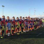 """Los """"Cóndores"""" derrotaron a la Selección del Norte en su segundo partido amistoso"""