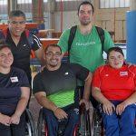 Pesistas paralímpicos nacionales se preparan para ir por los cupos a Río 2016