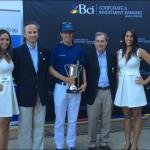 Nicolás Geyger logra el bicampeonato del Abierto Rocas de Santo Domingo