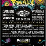 Bowlzilla Sport Music Festival 2016 anuncia nuevo grupo de competidores