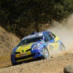 Cristian Naser disputará la categoría R3 en la temporada 2016 del Rally Mobil