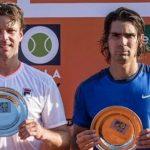 Julio Peralta y Horacio Zeballos se quedaron con el vicecampeonato en dobles del Challenger de Mendoza