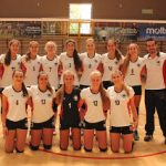 Manquehue damas continua sumando triunfos en la Copa Providencia de Volleyball