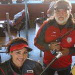Team Chile de Tiro al Blanco prepara su participación en el ciclo olímpico 2018-2020