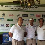 Benjamín Alvarado buscará el título del Abierto de Golf de Granadilla