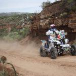 Ignacio Casale gana la segunda etapa del Dakar
