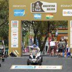 Ignacio Casale ganó el prólogo del Dakar en quads