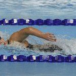 Kristel Köbrich logra el sexto lugar de los 800 metros libres en Orlando