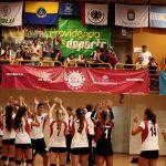 Manquehue se quedó con el título en damas de la Copa Providencia de Volleyball