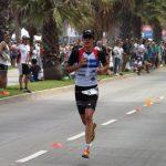 Martín Ulloa y Favia Díaz ganaron el Triatlón de Viña del Mar