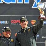 Cristóbal Vidaurre buscará revalidar su título del Rally Mobil en un DS3
