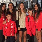 Partió delegación chilena al Latinoamericano de Esquí Náutico