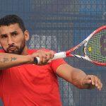 Robinson Méndez sufre lesión que complica su clasificación a Río 2016