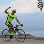 Matías Delgado ganó la segunda etapa de la Vuelta Ciclista de la Leche
