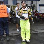 """Pablo Quintanilla: """"Tenía muchas ganas de empezar el Dakar"""""""