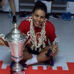 Ziomara Morrison logra el título de la Copa Federación de Turquía junto al Osmaniye GSK