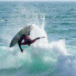 Viña del Mar Pro fue suspendido por escasas condiciones de oleaje