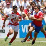 Chile 7 clasificó al World Sevens Series de Rugby