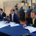 Ulises Cerda entregó su programa como candidato a la presidencia de la Federación de Tenis
