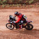 Daniel Gouet comienza a preparar su revancha en el Dakar