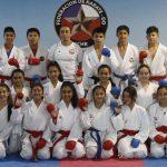 Team Chile comienza a prepararse para los Juegos Sudamericanos de la Juventud 2017