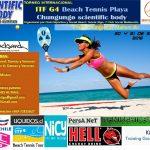 Maitencillo recibe torneo internacional de tenis playa