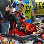 Daniel Gouet abandona el Dakar por fallas mecánicas