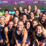 """Las """"Diablas"""" ocuparon el cuarto lugar del Torneo Vendimia de Mendoza"""