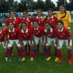 Selección Chilena de Fútbol Femenino Sub 17 cae estrechamente ante Argentina en partido amistoso