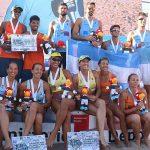 Brasil y Argentina se llevaron el triunfo en el Sudamericano de Volleyball Playa en Coquimbo
