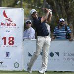 Guillermo Pereira obtuvo el segundo lugar del Colombia Open de Golf