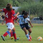 Selección Chilena de Fútbol Femenino Sub 17 triunfa en amistoso ante Argentina