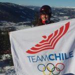 Antonia Yañez logra histórico séptimo lugar en los Juegos Olímpicos de la Juventud de Invierno