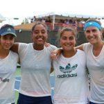 Chile se queda con el ascenso a la Zona I Americana de la Fed Cup