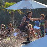 """El wakeboard tuvo su fiesta con el torneo """"King of the Spot"""""""