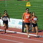 Margarita Faúndez buscará en Sevilla clasificar al Maratón de los Juegos Paralímpicos