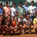 Este sábado finalizó el Primer Nacional de Menores de Tenis 2016