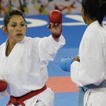 Gabriela Bruna buscará el bicampeonato panamericano de karate en Brasil