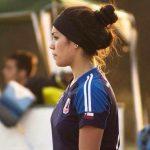 Ayleen Garrido es la nueva jugadora del equipo portugués A.C.R. Santa Cita