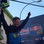 Alemán Johannes Fischbuch ganó el Valparaíso Cerro Abajo 2016