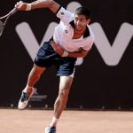 Hans Podlipnik cayó en la segunda ronda de la qualy de Roland Garros