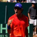 Christian Garín jugará la final del Futuro 20 Túnez