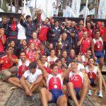 Chile se titula campeón del Sudamericano de Remo 2016