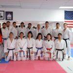 Karatecas nacionales realizaron una gran actuación en el US Open U21